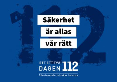 Loggo 112-dagen